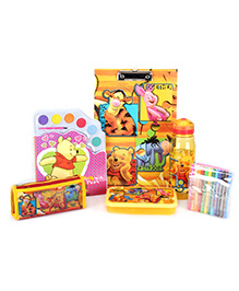 Winnie The Pooh School Kit - Set of 6