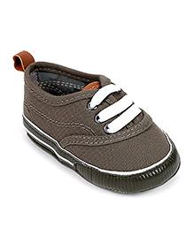 Fox Baby Slip-On Casual Shoes - Khaki