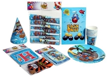 Birthday Party Kit Pirate Themed