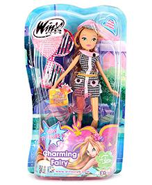 Winx Charming Fairy Flora Doll