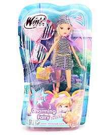 Winx Charming Fairy Stella Doll