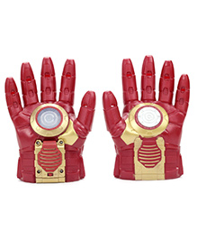Avengers Iron Man Electronic Glove Armour - Red