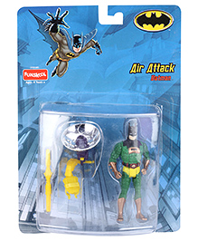 Funskool Batman Air Attack Action Figure