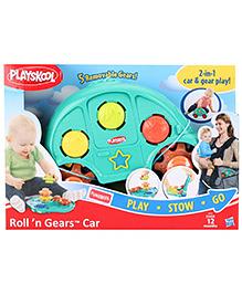 Playskool Roll n Gear Car Multicolor
