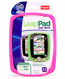 Leap Frog Leap Pad Gel Skin Protective Cover- Pink