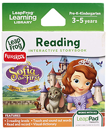 Leap Frog Reading Interactive Story Book