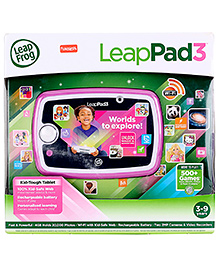 Leap Frog LeapPad3 Learning Tablet - Pink