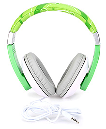 Leap Frog Headphones - Green