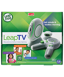 Leap Frog LeapTV Educational Active Video Gaming System