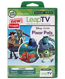 Leap Frog Leap TV Disney Pixar Pals Plus