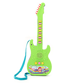 Prasid Mini Guitar - L.Green