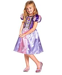 Disney Rapunzel Sparkle Classic Costume - Purple