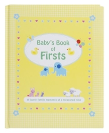 Baby's Book of Firsts