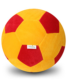 Babyhug Soft Ball Big Yellow And Red - 63 cm