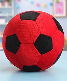 Babyhug Soft Ball Big Black And Red - 52 cm