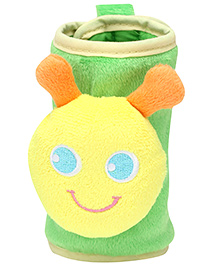Mee Mee Soft Toy Bottle Cover- Green
