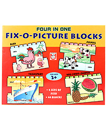 Unique Fix O Picture Blocks 4 In 1