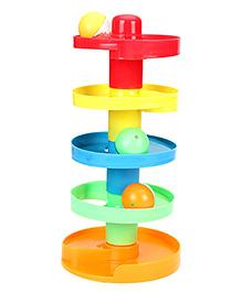 Playmates Baby Spiral Fun - Multicolour