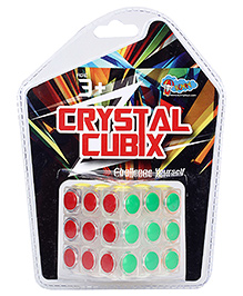 Sunny Crystal Cubix - Multicolour