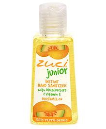 Zuci Junior Muskmelon Hand Sanitizer - 30 ml