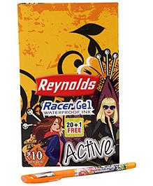 Reynolds Racer Active Gel Pen Pack of 20
