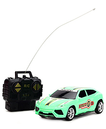Remote Controlled Car - Green