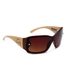 Hopscotch Kids Sunglasses - Golden
