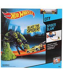 Hotwheels Spider Slam