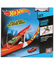 Hotwheels Danger Bridge
