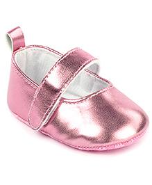 Cute Walk Booties - Pink