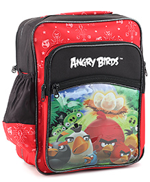 Angry Birds School Bag Red - 14 Inches