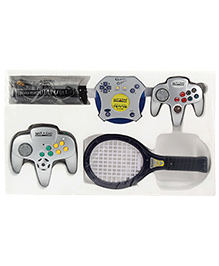Mitashi Virtual Gaming III With Controls For Table Tennis