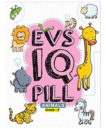 EVS IQ Pill Animals Grade 5- English