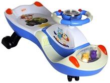 BSA Toddlers Slidor Swing Car Blue