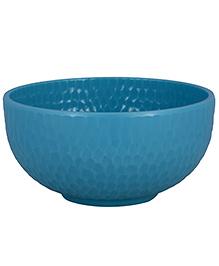 L'Orange Bowl Dots Pattern - Blue