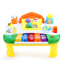 Musical Learning Table - Multicolor