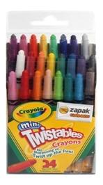 Crayola - Mini Twistables Crayons
