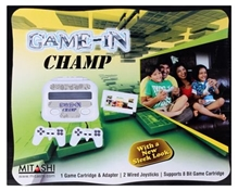 Mitashi - Game In Champ White