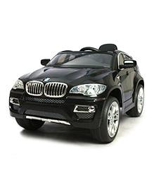 Marktech BMW X6 LX Ride On Car (JJ258)- Black