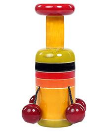 Desi Toys Wooden Ghanta Jhun Jhuna