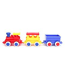 Viking Maxi Train Set - Multicolour