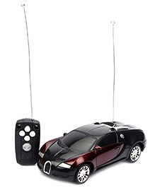 Remote Controlled Car - Red And Black