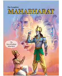 The Complete Mahabharata - English