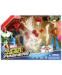Avengers Super Hero Mashers Super Spin Spider Man