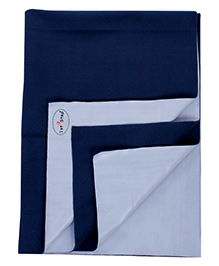 1st Step Baby Care Sheet - Navy