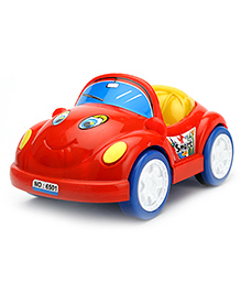 Luvely Push N Go Smart Car - Red