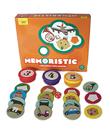 Clever Cubes - Memoristics