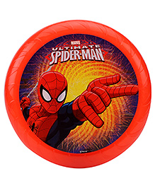 Marvel Frisbee Spider Man - Red