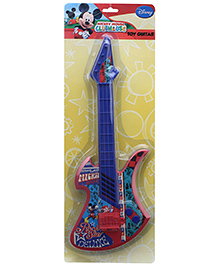 Micky Mouse And Friends Guitar - Blue