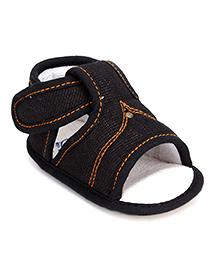 Little's Denim Sandal - Black